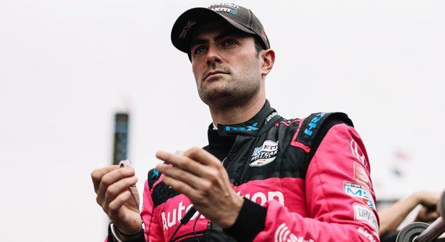 Jack Harvey will not return to Meyer Shank Racing next season. (IndyCar Photo)