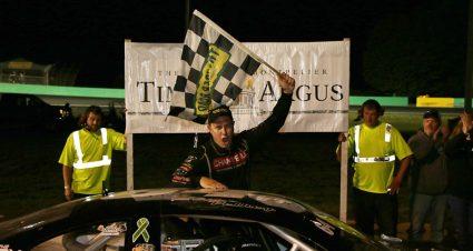 Pelkey Survives Thunder Road Midseason Championships