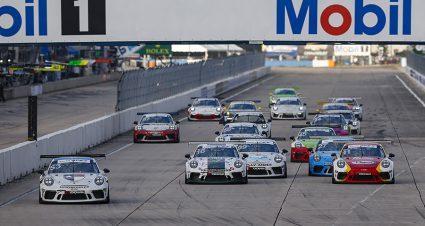 Porsche Carrera Cup Finalizes North American Schedule