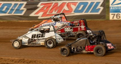 USAC Indiana Sprint Week Heads To Lincoln Park