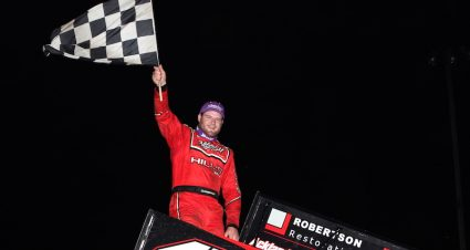 Westbrook Gets First ASCS Victory