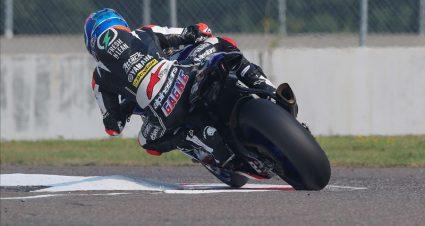 Gagne Tops Q1 As MotoAmerica Invades Brainerd