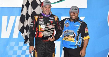 Red-Hot Madsen Rules Knoxville