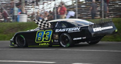 Hall Hauls To Speedway 660 Pro Stock Victory