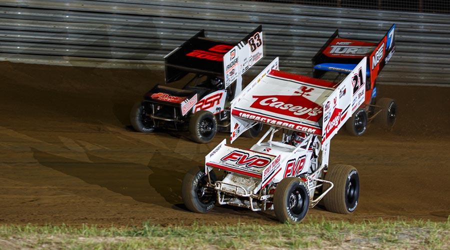 All Star Sprints Invade I-70 Speedway