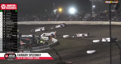 Larson Makes History & More On Gas & Go Presented By Cometic Gaskets