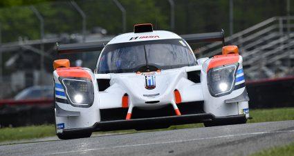 Jr III Racing Making WeatherTech Championship Debut