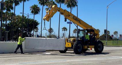 Construction Begins In Long Beach