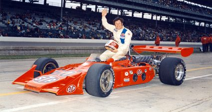 1973 Indy 500 Rookie Of The Year Graham McRae, 81