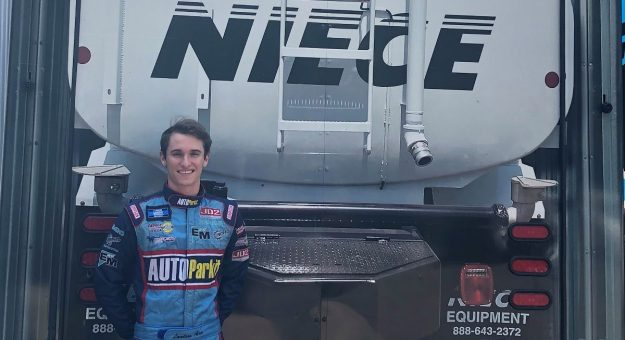 Lawless Alan will compete in select NASCAR Camping World Truck Series races for Niece Motorsports.