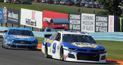 NASCAR's Back & More On Quick Hits Powered By Lucas Oil
