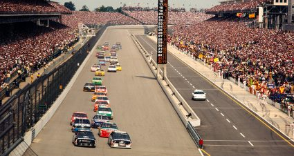 The Brickyard 400 At Indy