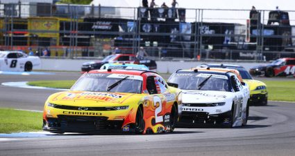 Turtles Gone For Sunday's Cup Series Race