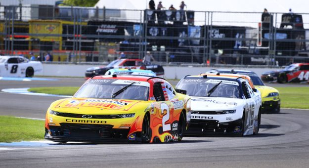 August 14, 2021:   at Indianapolis Motor Speedway in Indianapolis, IN  (HHP/Jim Fluharty)