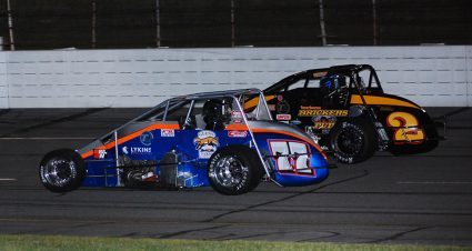 Four Open-Wheel Events On Lucas Oil Raceway Calendar