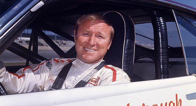 Cale Yarborough won the inaugural NASCAR Cup Series race at Michigan Int'l Speedway in 1969. (NASCAR Photo)