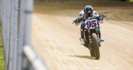 Beach Registers Marquee Peoria TT Triumph