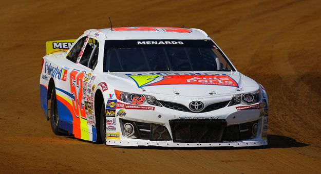 Ken Schrader will pull triple-duty this weekend at the DuQuoin State Fairgrounds. (Jay Alley/ARCA Racing Photo)