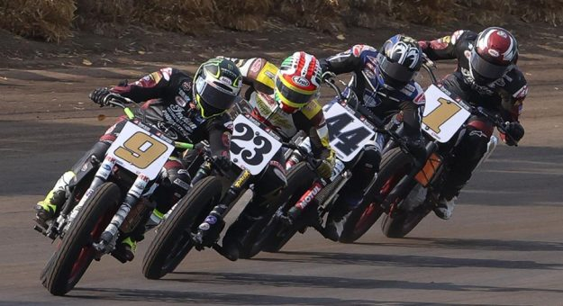 American Flat Track is set for a busy weekend of racing at the Springfield Mile.