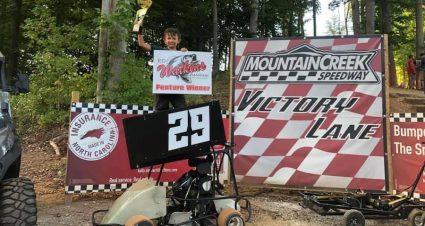 Kane Among Mountain Creek Winners