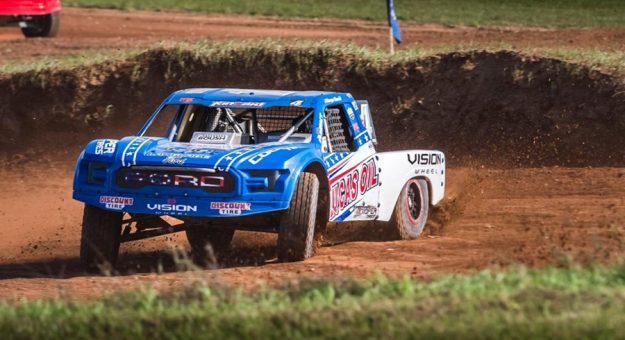 Keegan Kincaid will pull double duty in Pro 2 and Pro 4 this weekend at Crandon Int'l Raceway. (Noggs Photo)