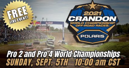 SPEED SPORT TV To Offer Free Live Broadcasts Of Crandon World Championships