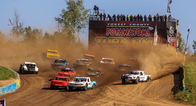Crandon Int'l Speedway will welcome thousands of fans this weekend for the Polaris Crandon World Championship Off-Road Races. (Shaun Ochsner Photo)