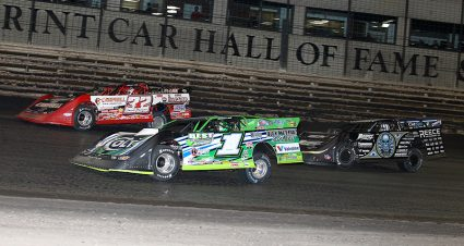 Late Model Knoxville Nationals Gets Purse Boost