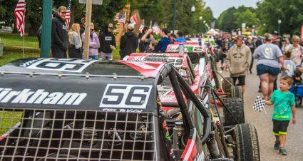 Crandon Opens With Parade, Wild Racing