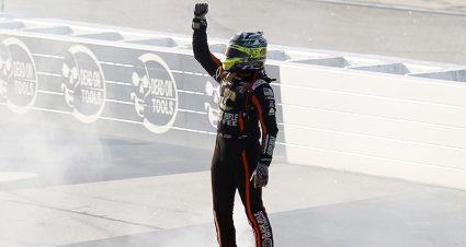 Gragson On Pole For Bristol Xfinity Series Race