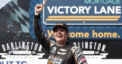 Creed To Lead Truck Field To Bristol Green Flag