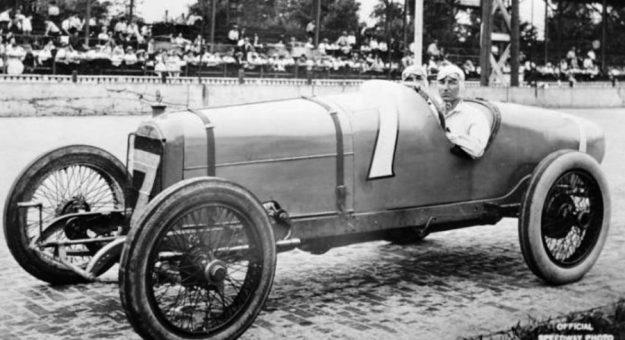 1 Joe Boyer 1921