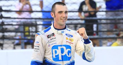 Martinsville Xfinity Pole Goes To Cindric