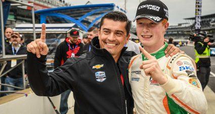 Lindh Returns To Juncos Hollinger Racing