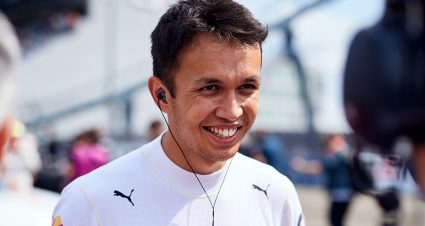 Alexander Albon Joining Williams Racing