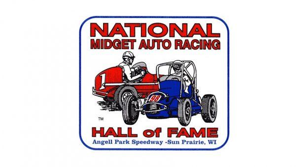 National Midget Hall of Fame Logo