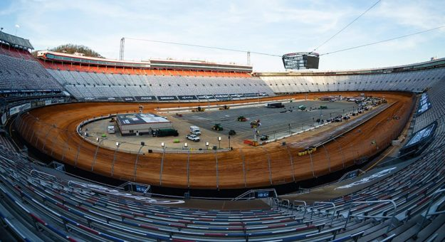 2021 Cup Series Bristol Dirt Outside Track Panorama Shot Hhp Chris Owens Photo