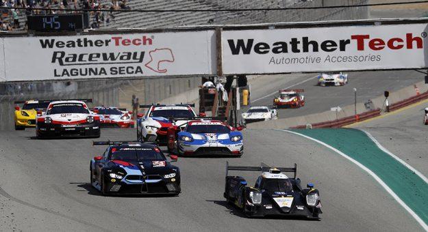 IMSA has agreed to a three-year extension with WeatherTech Raceway Laguna Seca. (IMSA Photo)
