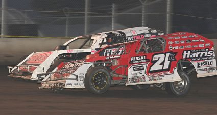 Brown Is An IMCA Modified All-Star