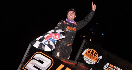 Gravel Conquers Silver Dollar Dirt