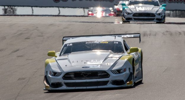 Chris Dyson was awarded the victory in Saturday's Trans-Am Series race at Watkins Glen Int'l.