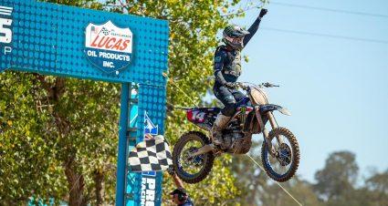 Ferrandis Puts Cherry On Top Of Motocross Title