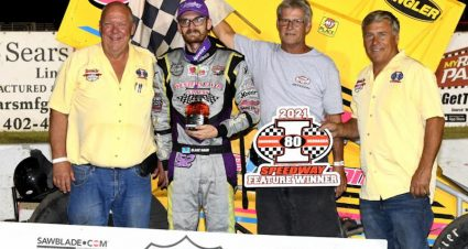 Hahn Goes Wire To Wire At I-80
