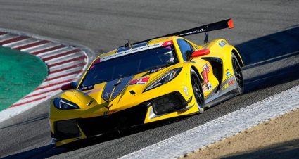Another GT Le Mans Pole For Jordan Taylor