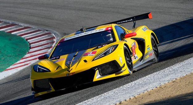 Jordan Taylor claimed his fourth-straight GT Le Mans pole Saturday.