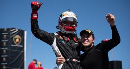 Formal & Marcelli Roll To Lamborghini Super Trofeo Victory