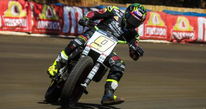 Mees Steamrolls The Sacramento Mile