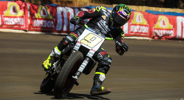 Jared Mees stormed to victory Saturday at the Sacramento Mile.