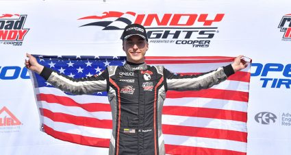 Malukas Pads Indy Lights Point Lead