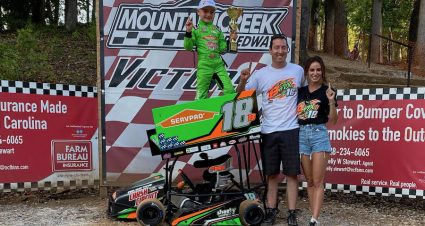 Busch Among Mountain Creek Winners